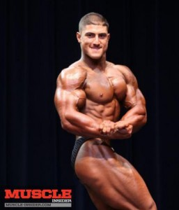 Derek Rafla - Mr. Natural Canada 2013/Fusion Athlete